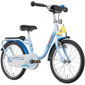 """Puky Z8 Lapset lasten polkupyörä 18"""" , sininen"""